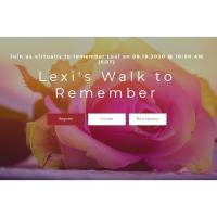 Lexi's Walk to Remember