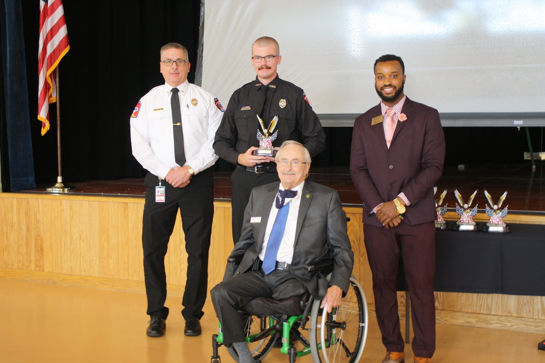 Image for RECAP: Your chamber honors first responders at Patriot Awards Luncheon