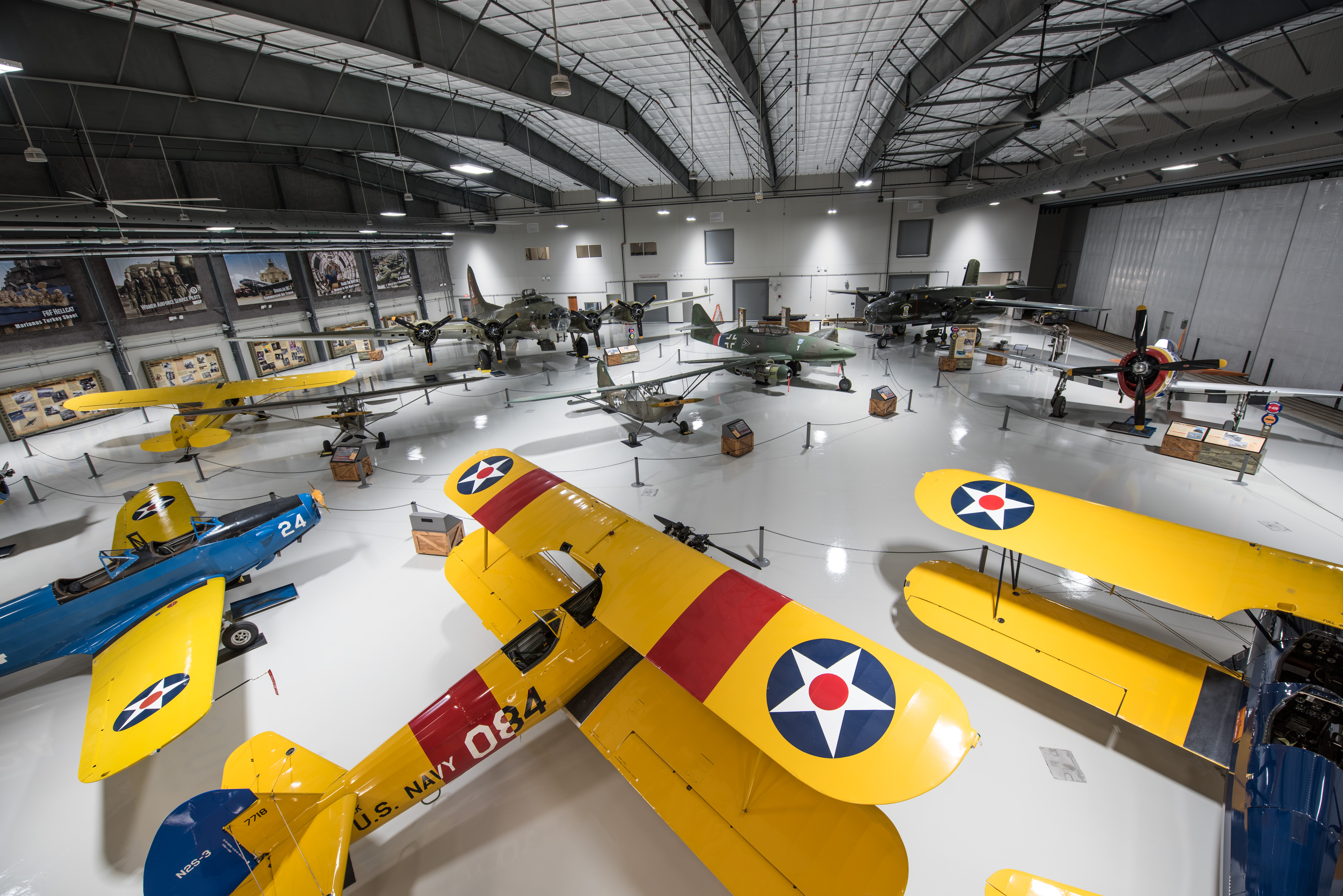 Image for Lone Star Flight Museum offers top gunned aviation experience