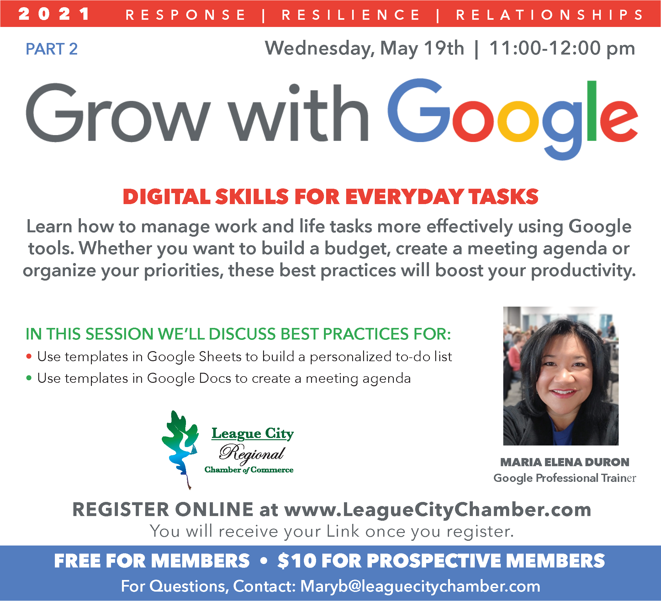 Image for PRESS RELEASE: Increase your digital skills today!