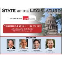 State of the Legislature