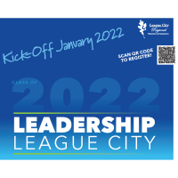 Sign up HERE for Leadership League City Class of 2022 Kickoff!