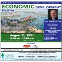 Economic Development Breakfast - Scott Livingston