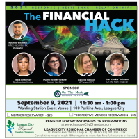The Financial Hack Luncheon