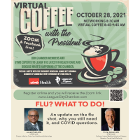 Virtual Coffee with the President