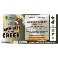 Kick Off By the Creek
