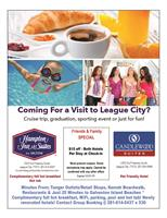 Hampton Inn & Candlewood Suites - League City