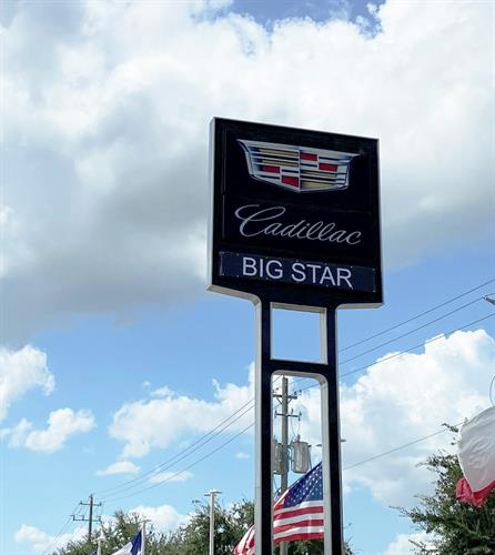 Big Star Cadillac