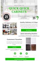 Quick Quick Cabinets - Galveston