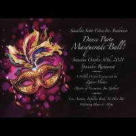 Sausalito Sister Cities Masquerade Ball!
