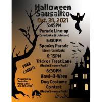 Halloween on Caledonia Street