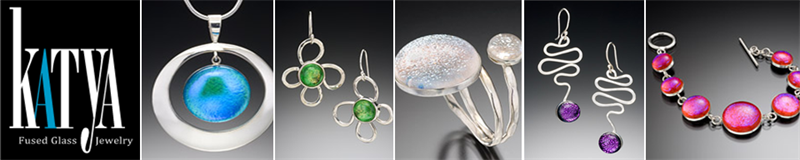 Katya Glass Jewelry