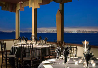 Scrumptious foods, incredible views and prefessional yet friendly service.