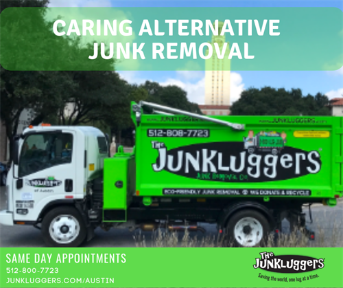 Junk removal & hauling in Austin TX