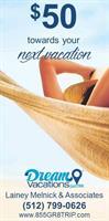Dream Vacations - Lainey Melnick & Associates - Austin