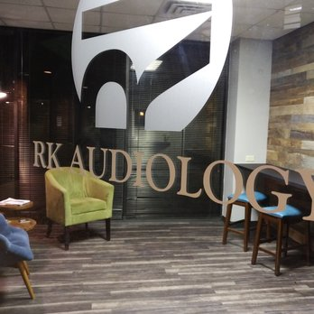 RK Audiology Lobby