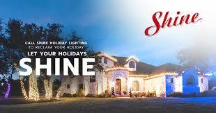 Shine Holiday Lighting