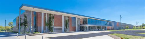 BCSC Central Middle School  -  Architect: CSO
