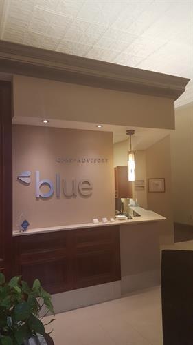 Blue's Lobby