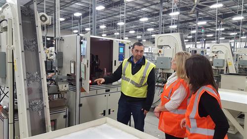 Manufacturing Tours