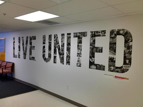 Re-position-able  Wall Graphics