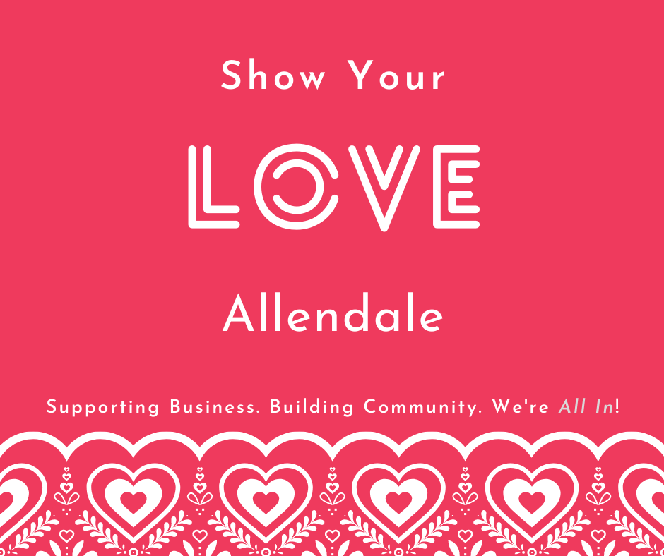 Image for Show Your Love, Allendale