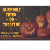 Allendale Trick-or-Treating 2020