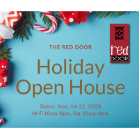 The Red Door: Holiday Open House