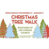 Christmas Tree Walk