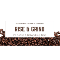 Rise & Grind: It's Coffee and Networking Time - May 2021