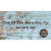 Out Of The Barn May 2021 Pop Up