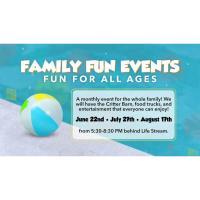 2021 LifeStream Church: Family Fun Events