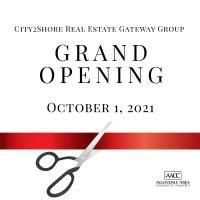 Ribbon-Cutting & Grand Opening//City2Shore Real Estate Gateway Group