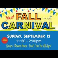 FREE Fall Carnival