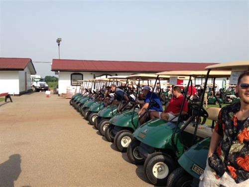 BizStream's 8th Annual Golf Outing