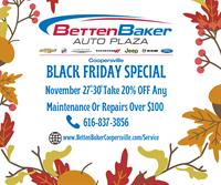 Betten Baker Chevrolet, Buick - Coopersville