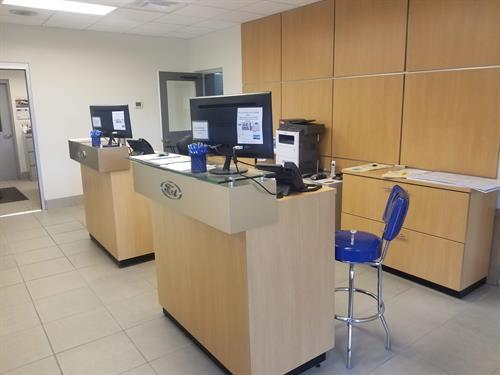 Come visit our friendly Service Department