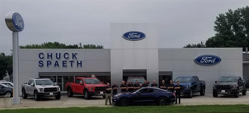 Visit us in New Ulm or Sleepy Eye! 2 locations, 1 great big Ford Family!!