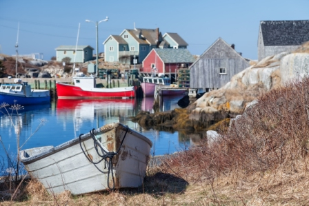 Nova Scotia - The land shaped by the Sea!
