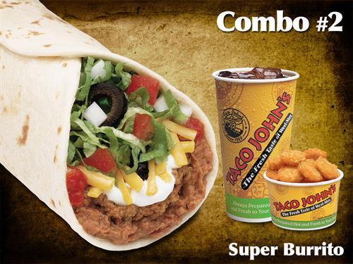 Super Burrito Combo