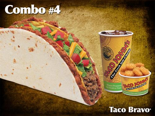 Taco Bravo Combo
