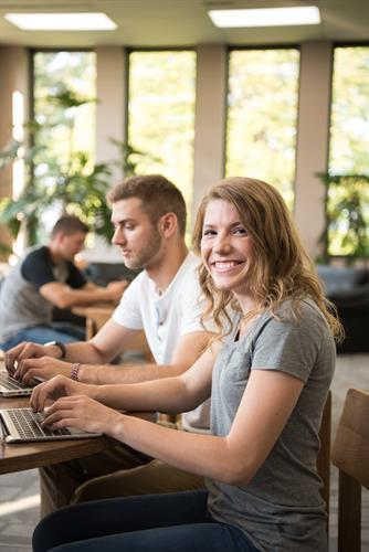 Our goal is to provide our students with resources across campus that help enrich both the student experience and campus life here at Martin Luther College.
