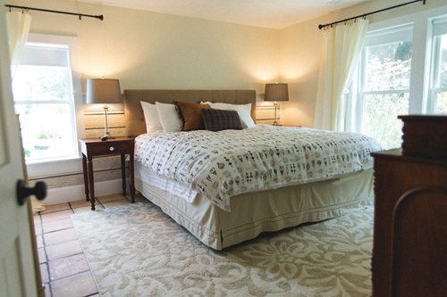 The Carriage House Suite - King Bed