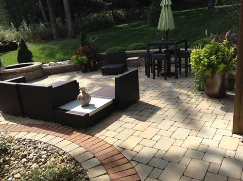 Patio project 2011