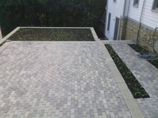 Driveway and entry project 2015 - picture #2