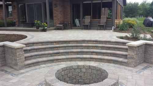 Patio project 2015