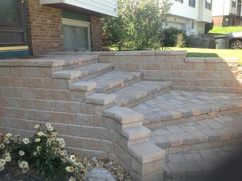 New stairway 2013