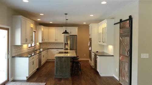 Full House Remodel - Kitchen