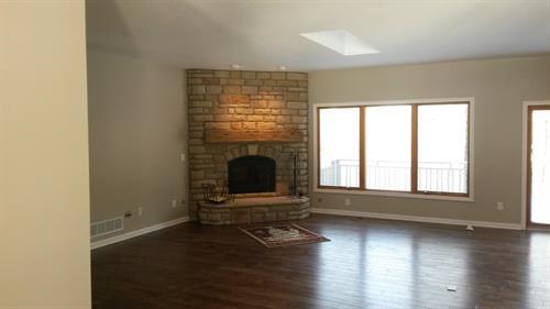 Full House Remodel - Living Room