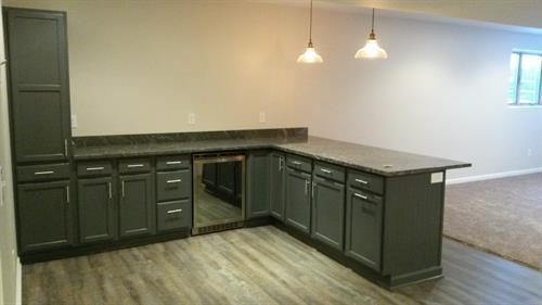 Full House Remodel - Finished Basement